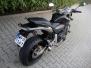 Honda Hornet CB600 PC41 Czarny